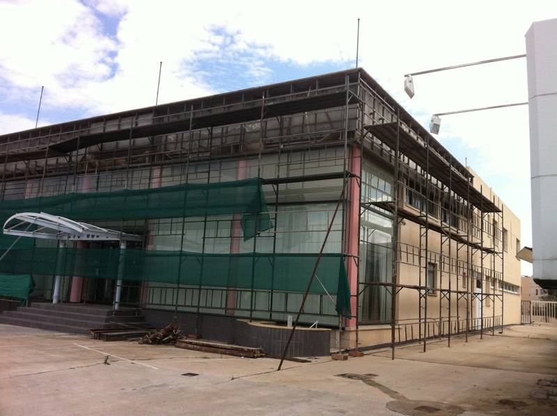 Srovolos Building for sale